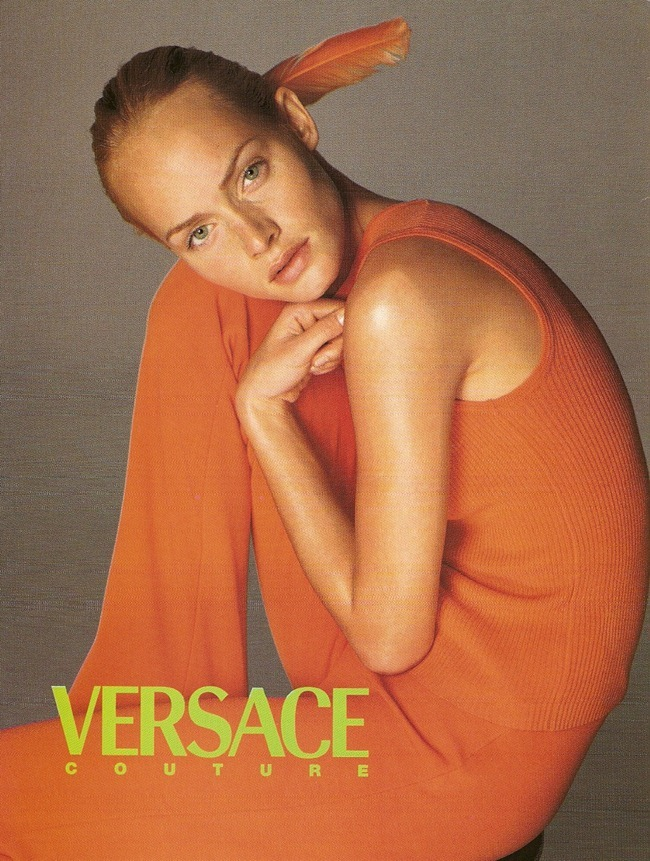 WE ♥ VERSACE- Amber Valletta for Versace Spring Summer 1996. www.imageampilfied.com, Image Amplified8