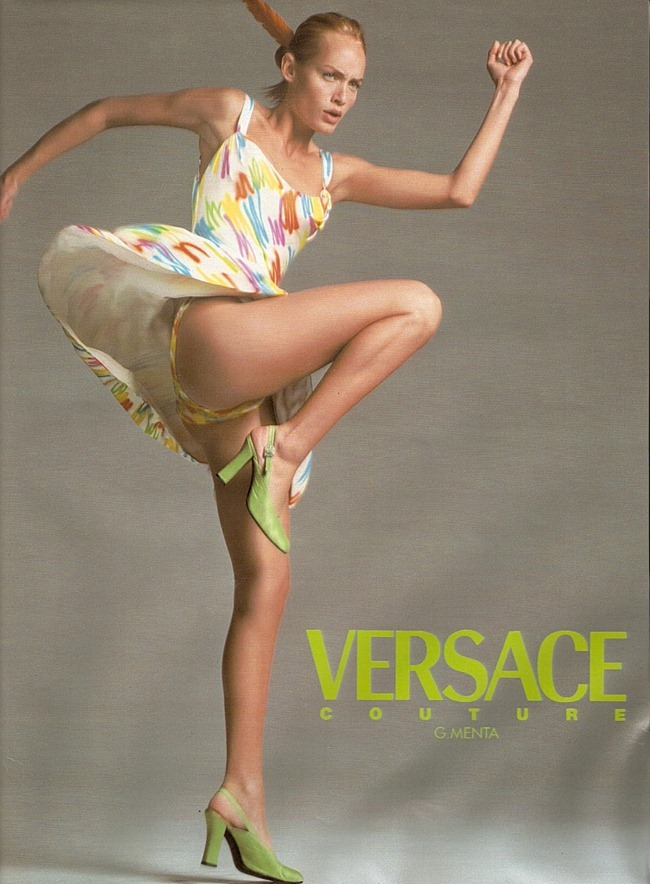 WE ♥ VERSACE- Amber Valletta for Versace Spring Summer 1996. www.imageampilfied.com, Image Amplified0