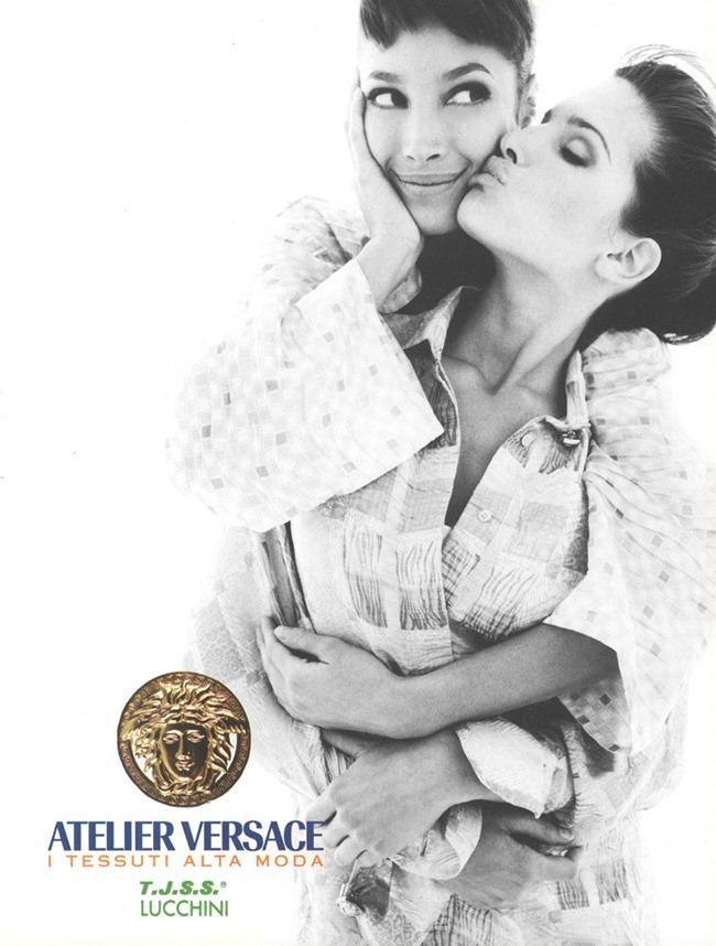 WE ♥ VERSACE- Cindy Crawford, Linda Evangelista, Stephanie Seymour & Christy Turlington for Versace Spring 1994 by Richard Avedon & Steven Meisel. www.imageampilfied.com, Image Amplified4 (1)