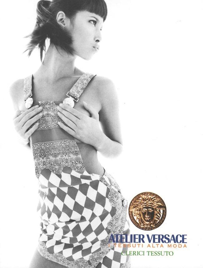 WE ♥ VERSACE- Cindy Crawford, Linda Evangelista, Stephanie Seymour & Christy Turlington for Versace Spring 1994 by Richard Avedon & Steven Meisel. www.imageampilfied.com, Image Amplified6 (1)