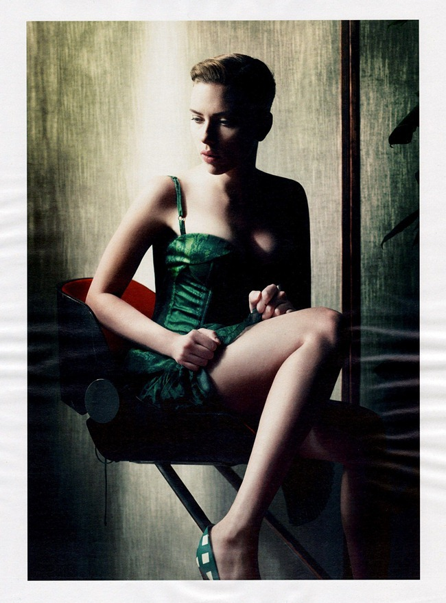 INTERVIEW MAGAZINE- Scarlett Johansson by Sølve Sundsbø. December 2011, www.imageamplified.com, Image Amplified2
