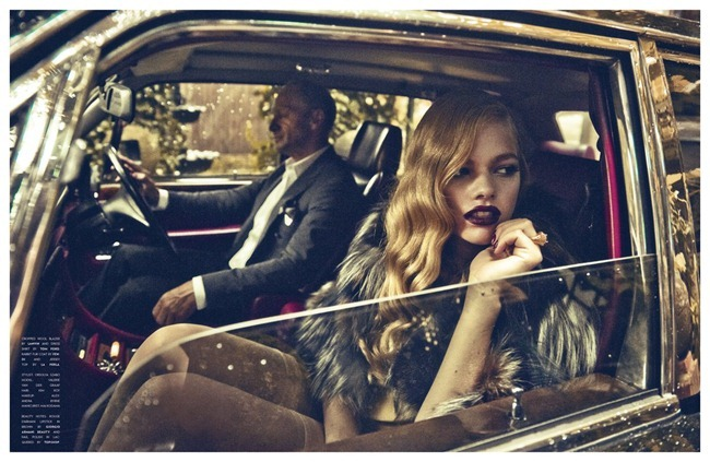 FLAUNT MAGAZINE- Valerie van der Graaf by Grant Thomas. Orsolya Szabo, www.imageamplified.com, Image Amplified4