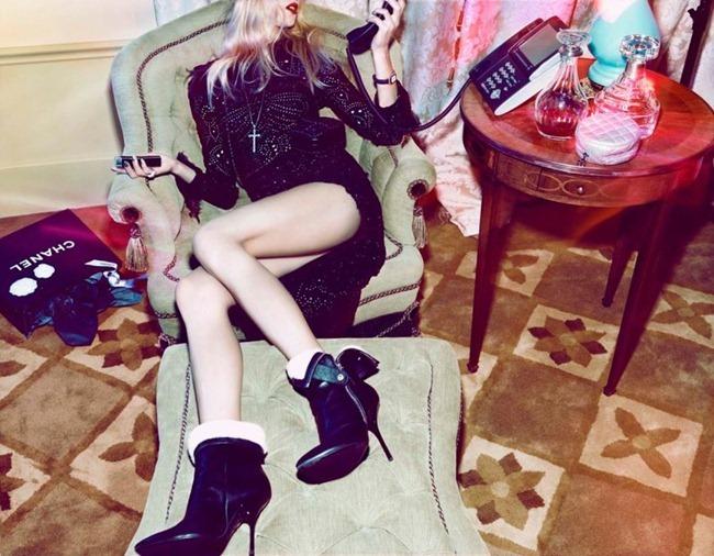 VOGUE SPAIN Ingrid Moe by Hunter & Gatti. Sara Fernandez, December 2011, www.imageamplified.com, Image Amplified (3)