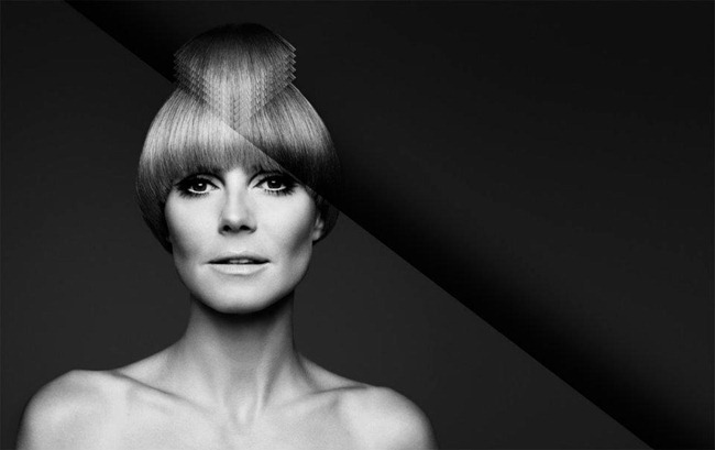 HUNGER MAGAZINE Heidi Klum by Rankin. Ryan Hastings, www.imageamplified.com, Image Amplified (2)