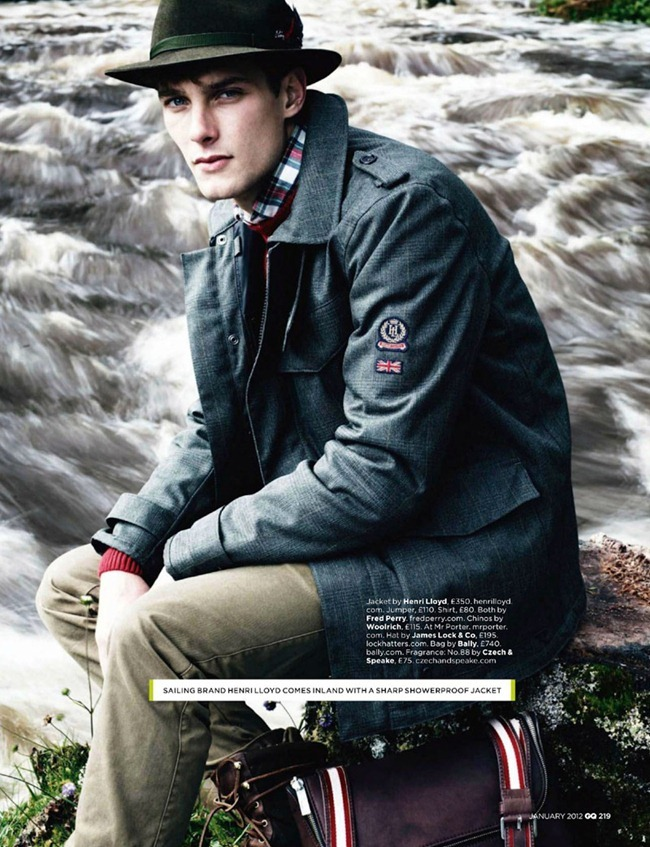 GQ UK Colin Dack in Loch'n'Roll by Lee Strickland. January 2012, Jo levin, www.imageamplified.com, Image Amplified (8)