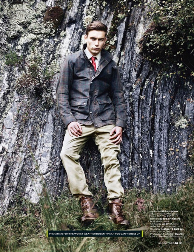 GQ UK Colin Dack in Loch'n'Roll by Lee Strickland. January 2012, Jo levin, www.imageamplified.com, Image Amplified (9)