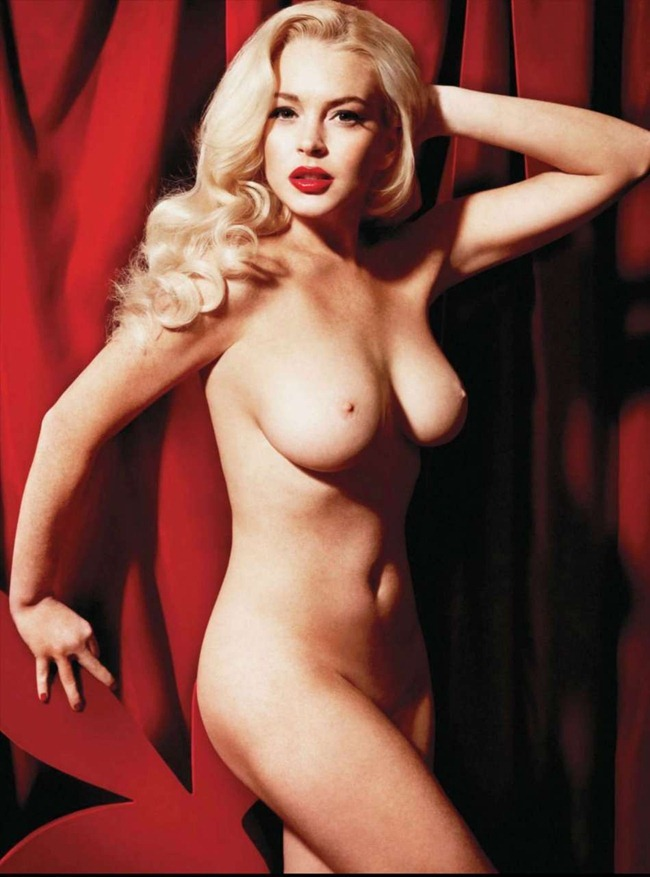 PREVIEW- Lindsay Lohan Nude for Playboy, January 2012 by Yu Tsai. www.imageamplified.com, Image Amplified4