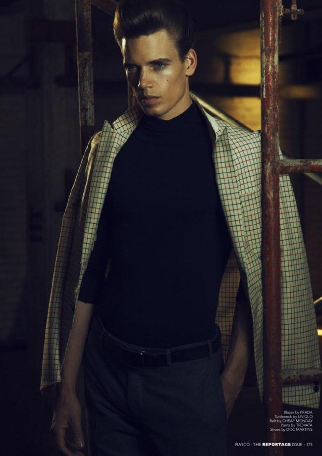 FIASCO MAGAZINE- Mark Cox in The Midnight Judas by Renie Saliba. Jonathan Paul Hamilt, www.imageamplified.com, Image Amplified0