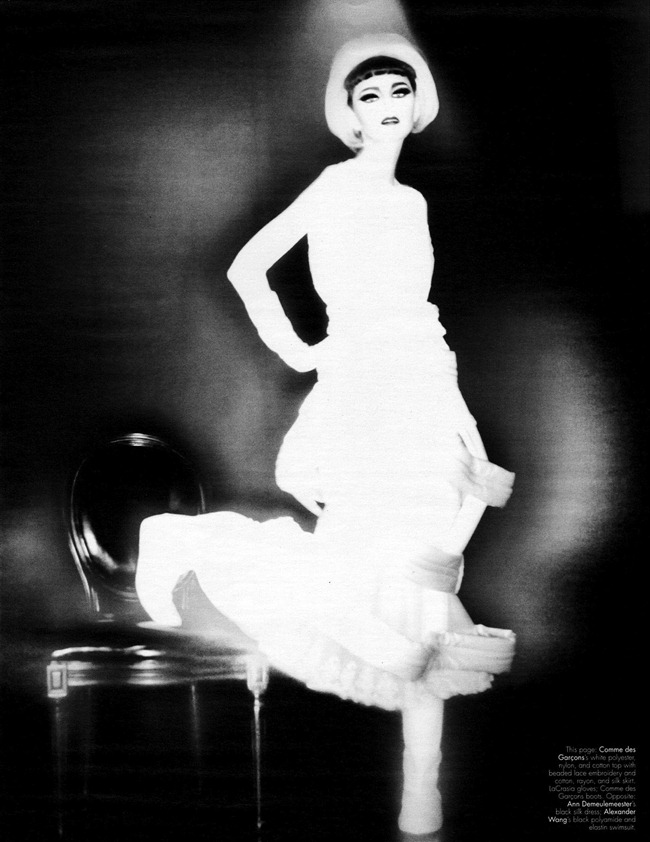 W MAGAZINE- Alexia Wight in From Jazz Age to Space Age by Nick Knight. Edward Enninful, January 2012, www.imageamplified.com, Image Amplified4
