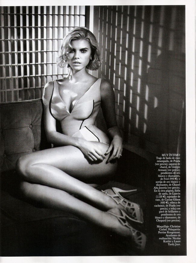 VOGUE SPAIN- Maryna Linchuk in Siempre Grace by Vincent Peters. Barbara Baumel, Belen Antolin, January 2012, www.imageamplified.com, Image Amplified3 (1)