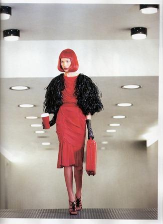 VOGUE SPAIN- Britt Maren in La mujer de rojo by Mark Seliger. Arianne Philips, Belen Antolin, January 2012, www.imageamplified.com, Image Amplified8