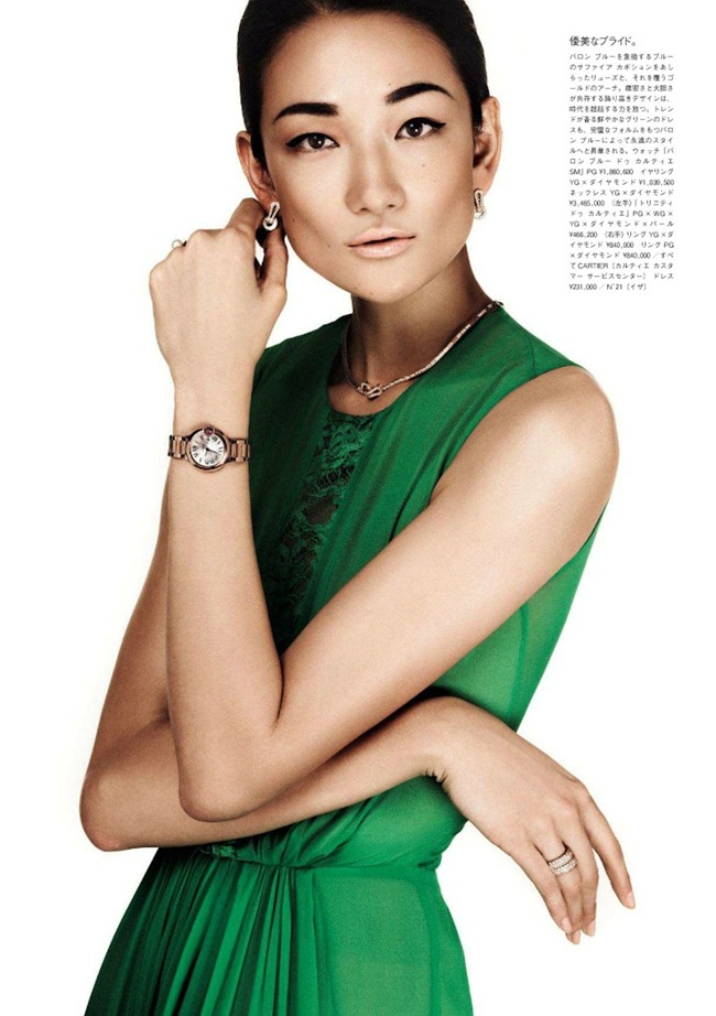 VOGUE JAPAN- A Woman's Time by Giampaolo Sgura. Aurora Sansone, February 2012, www.imageamplified.com, Image Amplified5