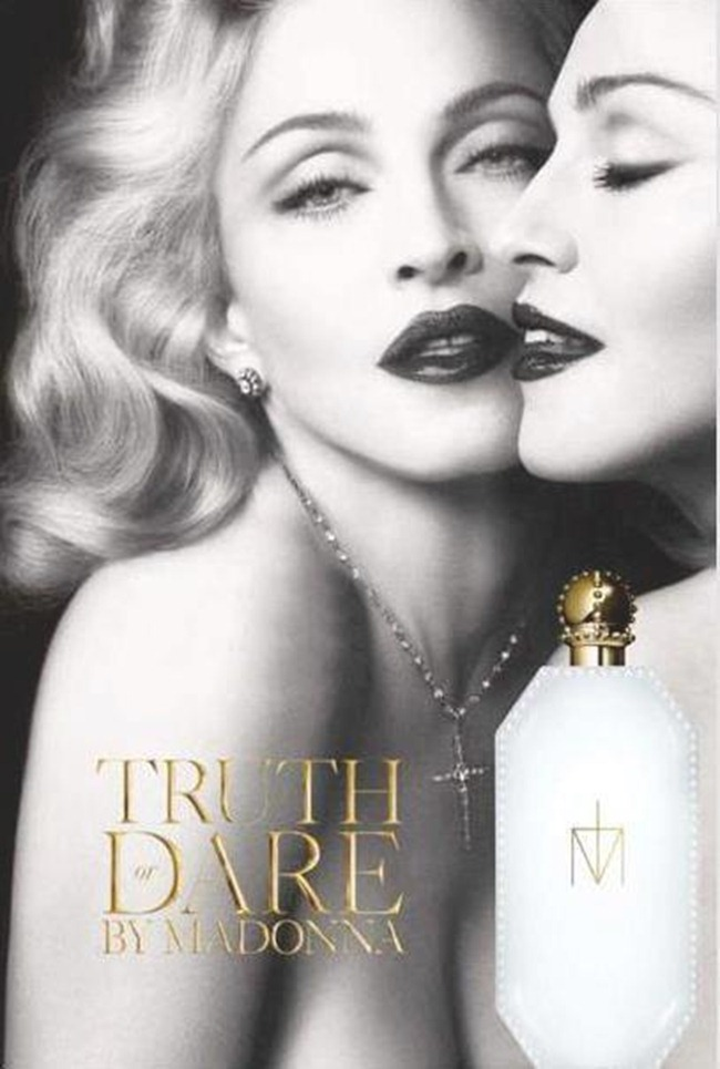 PREVIEW- Madonna for Truth or Dare by Madonna Fragrance Photographed by Mert & Marcus. www.imageamplified.com, Image Amplified3