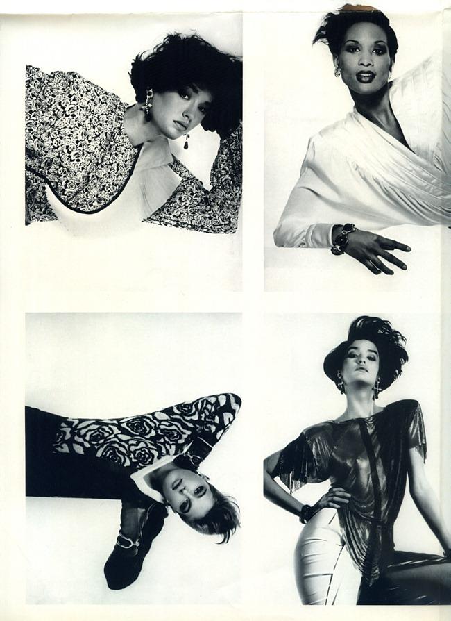 WE ♥ VERSACE- Janice Dickinson & Renee Simonsen for Versace Fall 1983 by Richard Avedon. www.imageamplified.com, Image Amplified7