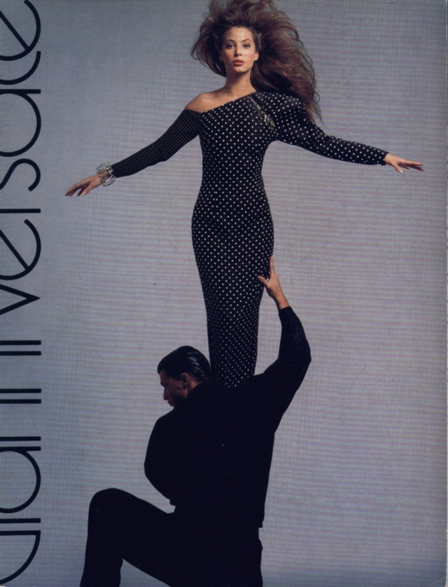 WE ♥ VERSACE- Cindy Crawford & Christy Turlington for Versace Spring 1987 by Richard Avedon. www.imageamplified.com, Image Amplified8