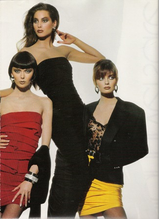 WE ♥ VERSACE- Christy Turlington for Versace Fall 1988. www.imageamplified.com, Image Amplified9