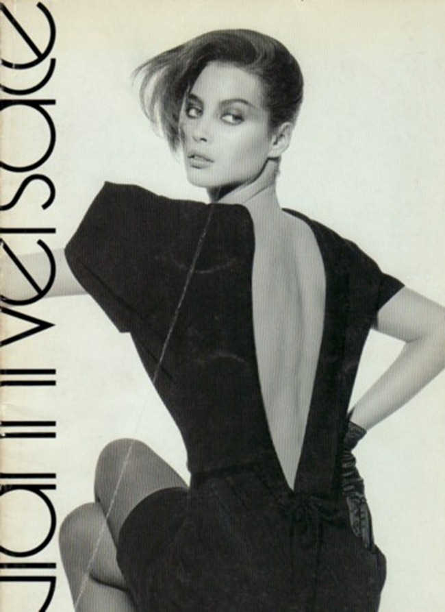 WE ♥ VERSACE- Christy Turlington for Versace Fall 1988. www.imageamplified.com, Image Amplified1