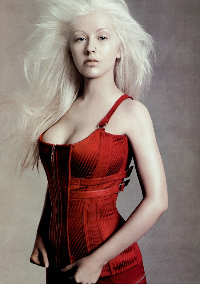 WE ♥ VERSACE- Christina Aguilera for Versace Fall 2003 by Steven Meisel. www.imageamplified.com, Image Amplified0