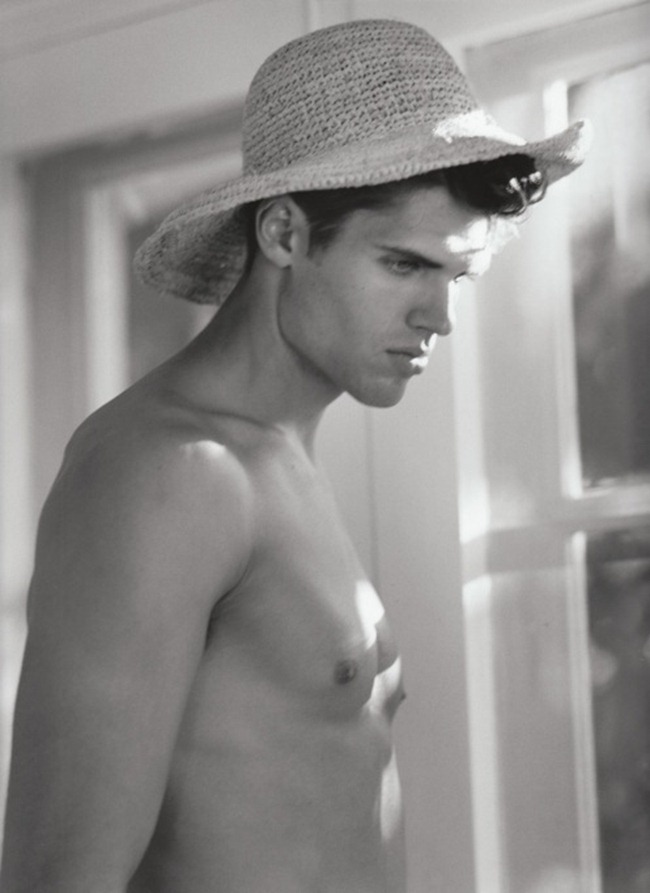 FEATURED MODEL- Brian Shimansky by Bruce Weber. www.imageamplified.com, Image Amplified6