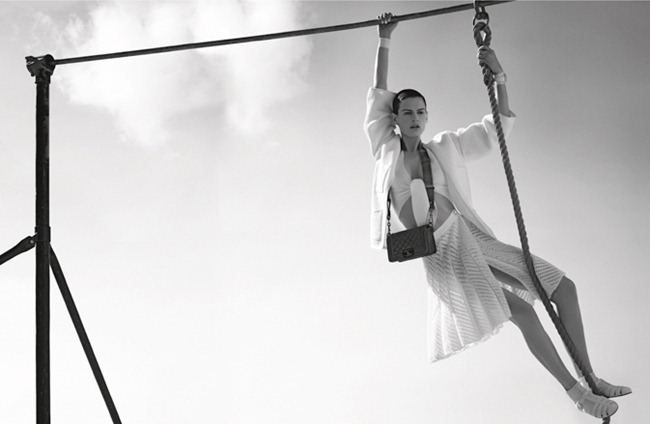 CAMPAIGN Saskia de Brauw & Joan Smalls for Chanel Spring 2012 by Karl Lagerfeld. www.imageamplified.com, Image Amplified (5)