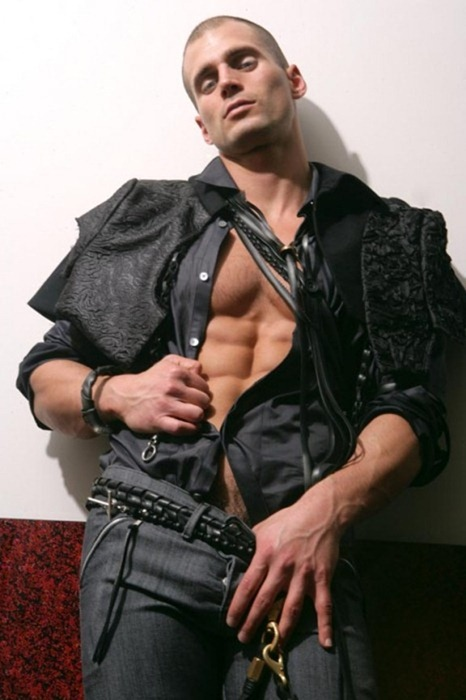 MASCULINE DOSAGE Todd Sanfield in The Sex Man by Joe Oppedisano. www.imageamplified.com, Image Amplified (2)