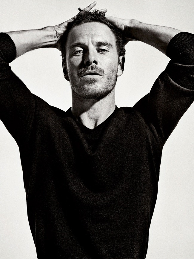INTERVIEW MAGAZINE- Michael Fassbender by Sebastian Kim. Elin Svahn, February 2012, www.imageamplified.com, Image Amplified3