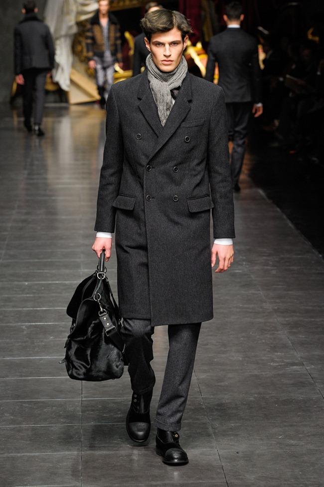 MILAN FASHION WEEK- Dolce & Gabbana Men's Fall 2012. www.imageamplified.com, Image Amplified0 (4)