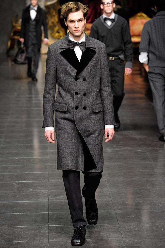 MILAN FASHION WEEK- Dolce & Gabbana Men's Fall 2012. www.imageamplified.com, Image Amplified8 (2)