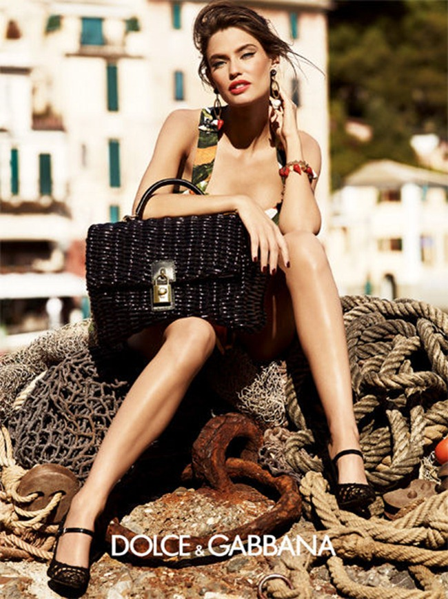 CAMPAIGN- Bianca Balti & Monica Bellucci for Dolce & Gabbana Spring 2012 by Giampaolo Sgura. www.imageamplified.com, Image Amplified0 (1)