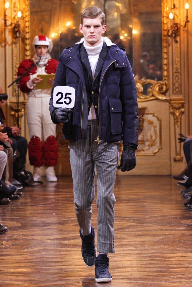 MILAN FASHION WEEK- Moncler Gamme Bleu Men's Fall 2012. www.imageamplified.com, Image Amplified3 (2)