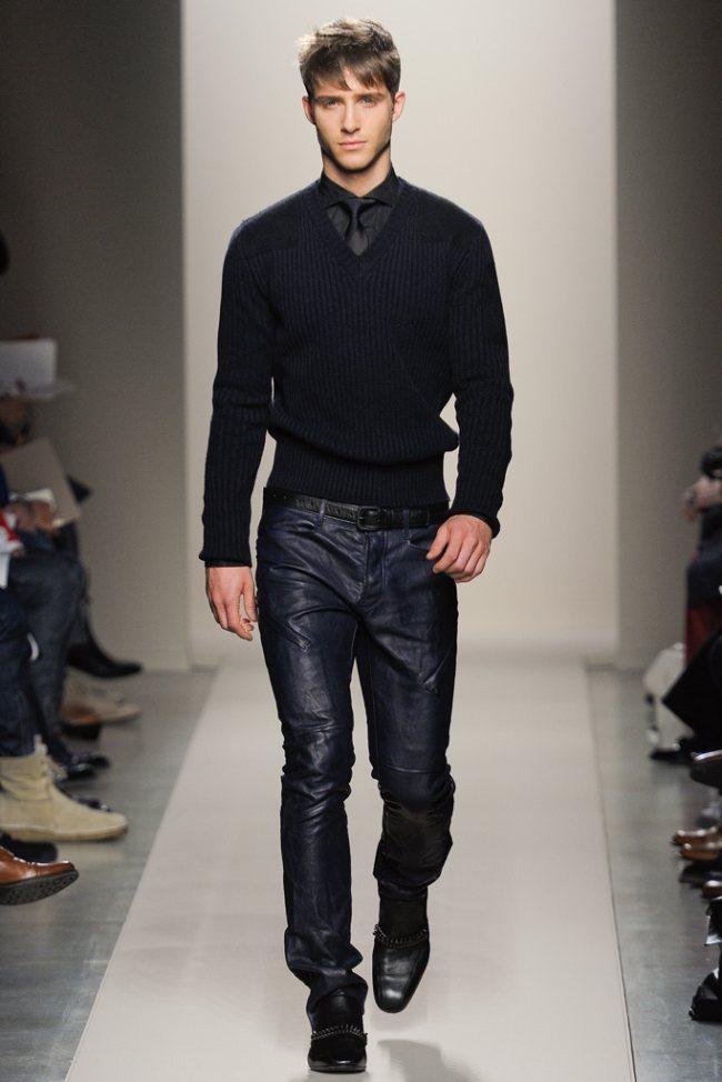 MILAN FASHION WEEK- Bottega Veneta Men's Fall 2012. www.imageamplified.com, Image Amplified1 (2)