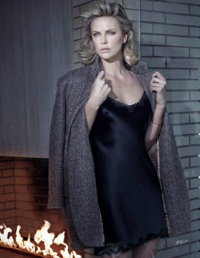ELLE FRANCE- Charlize Theron by Mark Seliger. Hortense Manga, January 2012, www.imageamplified.com, Image Amplified4