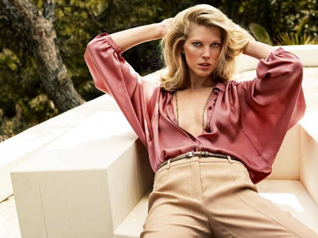 CAMPAIGN Iselin Steiro for Escada Spring 2012 by Knoepfel & Indlekofer. www.imageamplified.com, Image Amplified (13)
