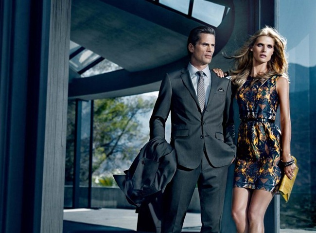 CAMPAIGN Malgosia Bela for Hugo Boss Black Spring 2012 by Mario Sorrenti. www.imageamplified.com, Image Amplified (2)