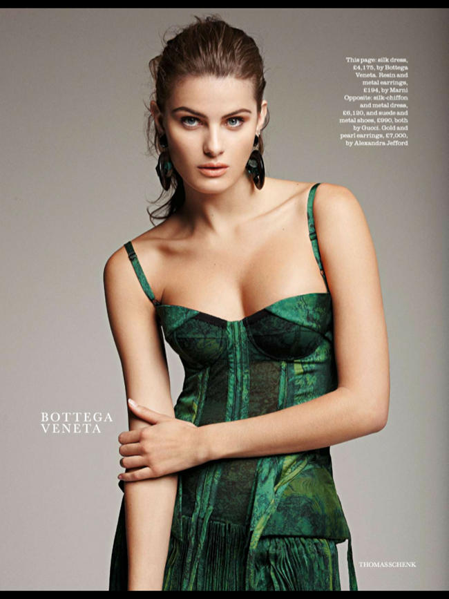 ELLE UK- Isabeli Fontana in New York, London, Milan, Paris by Thomas Schenk. Anne-Marie Curtis, February 2012, www.imageamplified.com, Image Amplified9 (1)