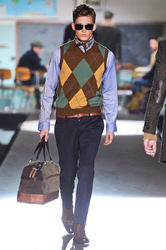 MILAN FASHION WEEK- Dsquared² Men's Fall 2012. www.imageamplified.com, Image Amplified4 (1)