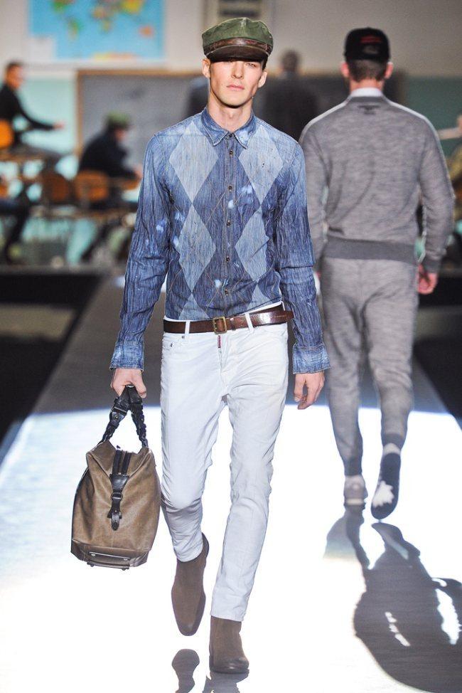 MILAN FASHION WEEK- Dsquared² Men's Fall 2012. www.imageamplified.com, Image Amplified0 (1)
