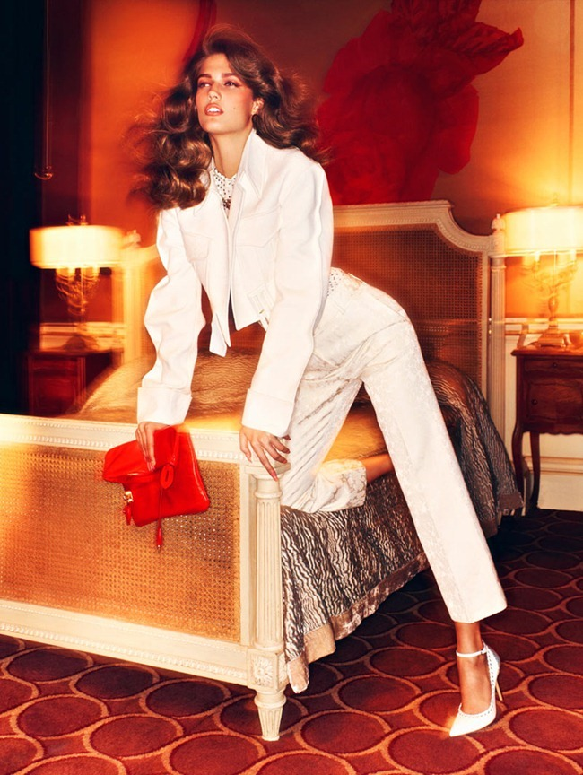 VOGUE RUSSIA Kendra Spears by Mariano Vivanco. Miranda Almond, February 2012, www.imageamplified.com, Image Amplified (1)