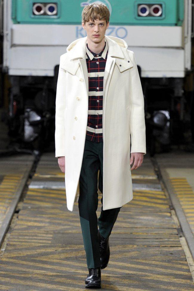 PARIS FASHION WEEK- Kenzo Men's Fall 2012. www.imageamplified.com, Image Amplified6 (1)