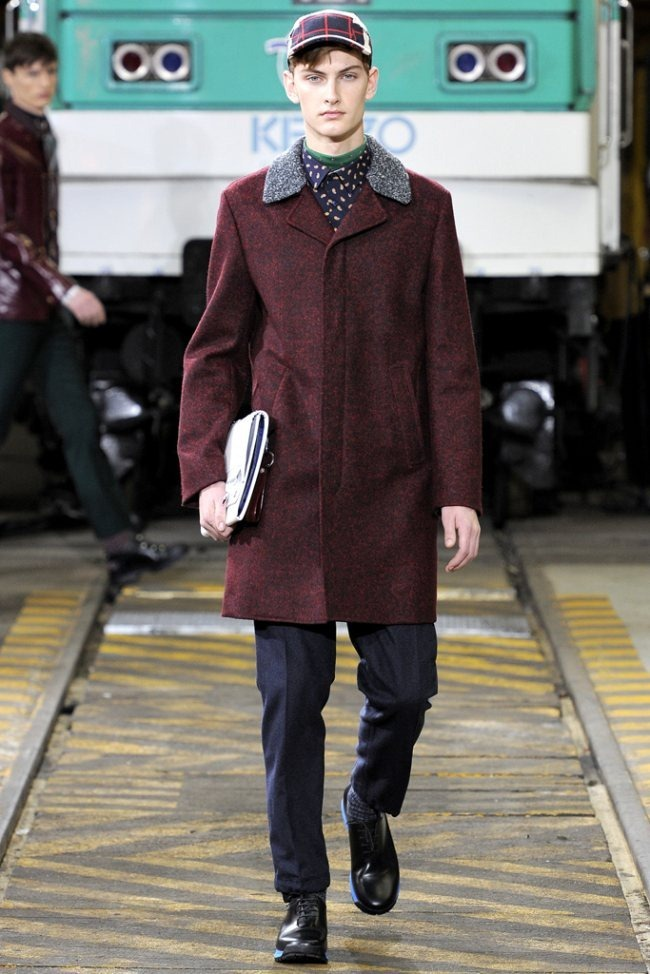 PARIS FASHION WEEK- Kenzo Men's Fall 2012. www.imageamplified.com, Image Amplified6 (3)
