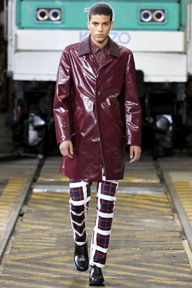 PARIS FASHION WEEK- Kenzo Men's Fall 2012. www.imageamplified.com, Image Amplified9 (2)