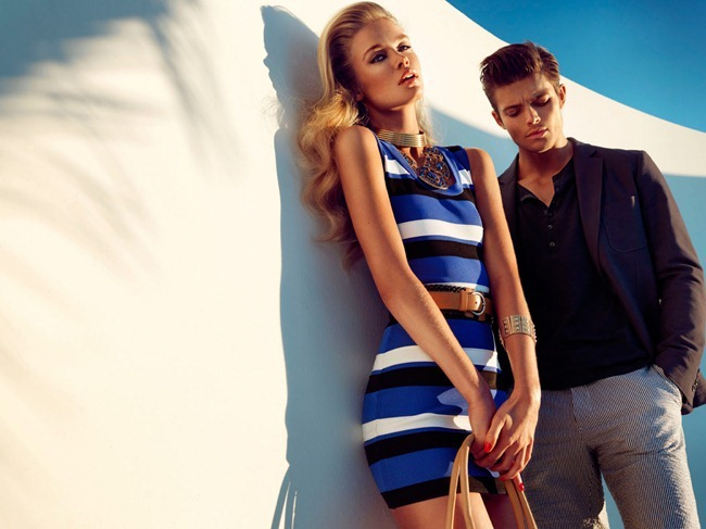 CAMPAIGN heidi Lindgren , Klara Wester & Eugen Bauder for Guess by Marciano Spring 2012 by Hunter & Gatti. www.imageamplified.com, Image Ampilfied (1)