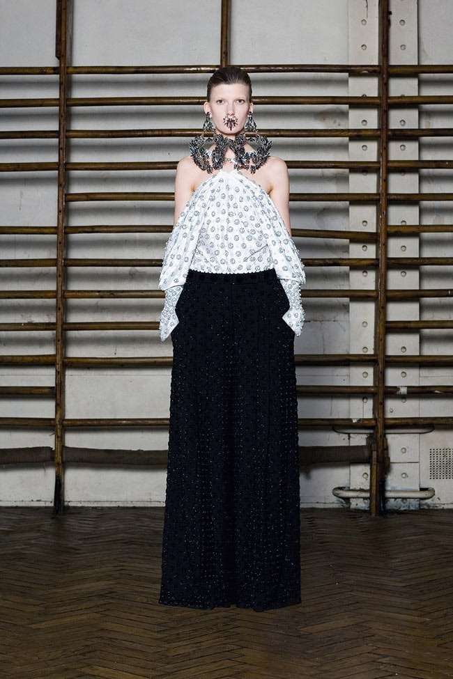 PARIS HAUTE COUTURE Givenchy Spring 2012 Couture. www.imageamplified.com, Image Amplified (12)