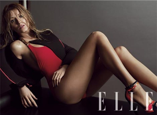 ELLE MAGAZINE- Blake Lively by Tom Munro. March 2012, www.imageamplified.com, Image Amplified6