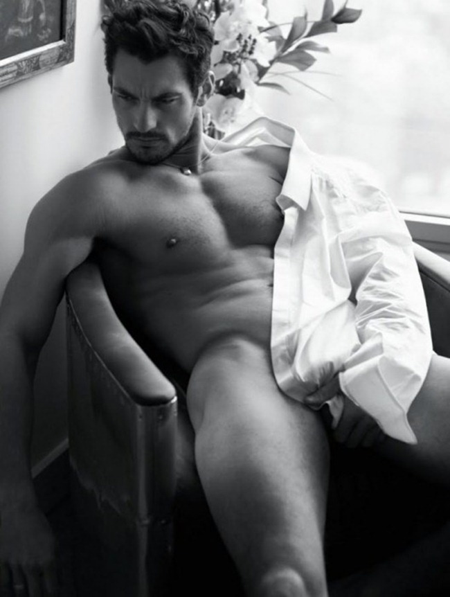 MASCULINE DOSAGE- David Gandy Nude by Mariano Vivanco. www.imageamplified.com, Image Amplified2