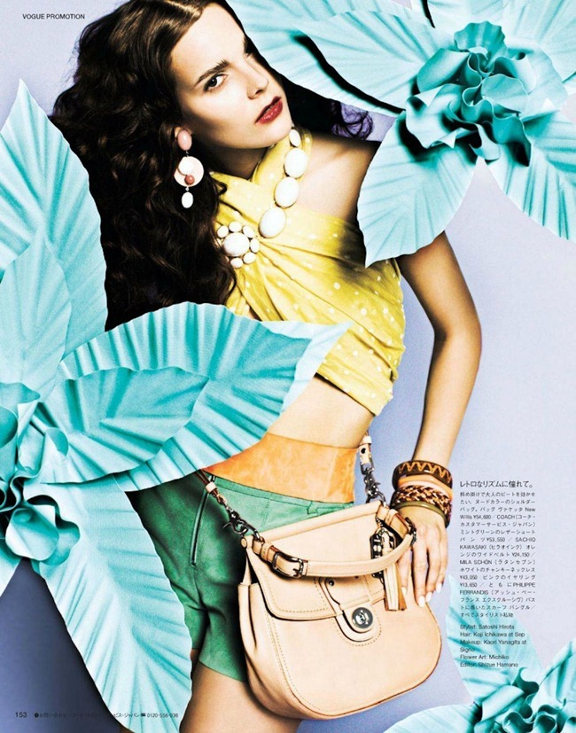 VOGUE JAPAN- Flower of Love by Fumi Kikuchi. Satoshi Hirota. March 2012, www.imageamplified.com, Image Amplified9
