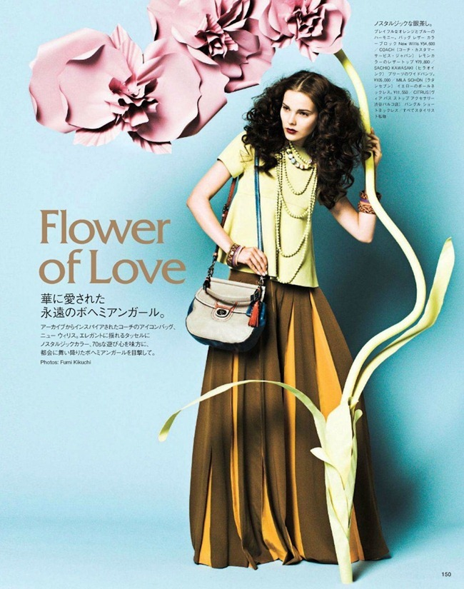VOGUE JAPAN- Flower of Love by Fumi Kikuchi. Satoshi Hirota. March 2012, www.imageamplified.com, Image Amplified6