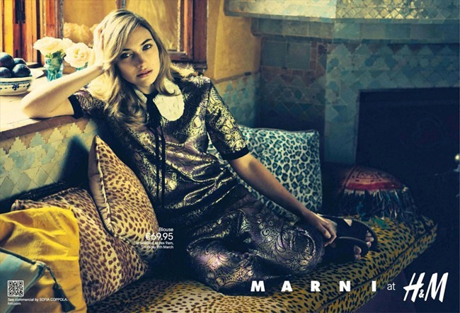 SHORT FILM Imogen Poots & Sam Hayes for Marni at H&M Directed by Sofia Coppola. www.imageamplified.com, Image amplified (2)