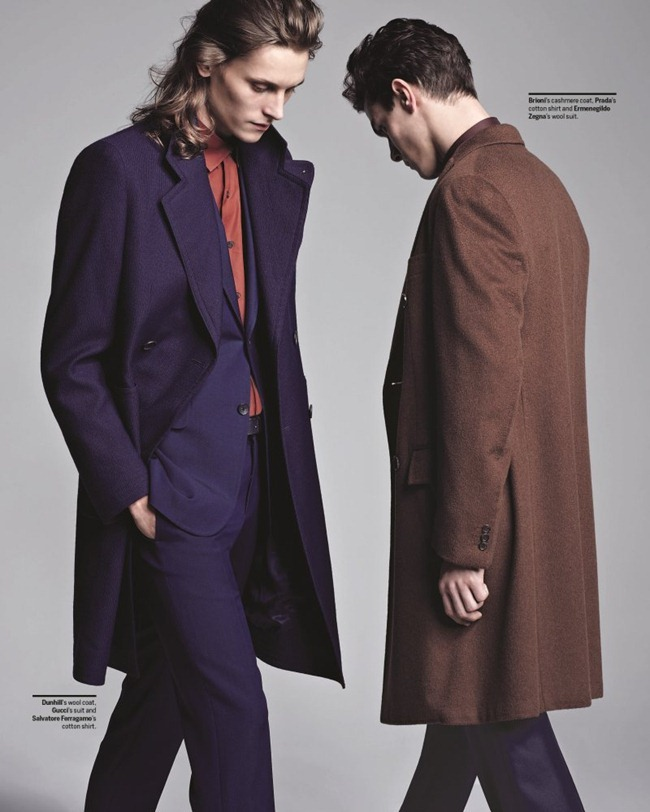 MENSWEAR MAGAZINE Tomek Szczukiecki & Vincent Lacrocq by Blair Getz Mezibov. Alex Badia, www.imageamplified.com, Image Amplified (4)