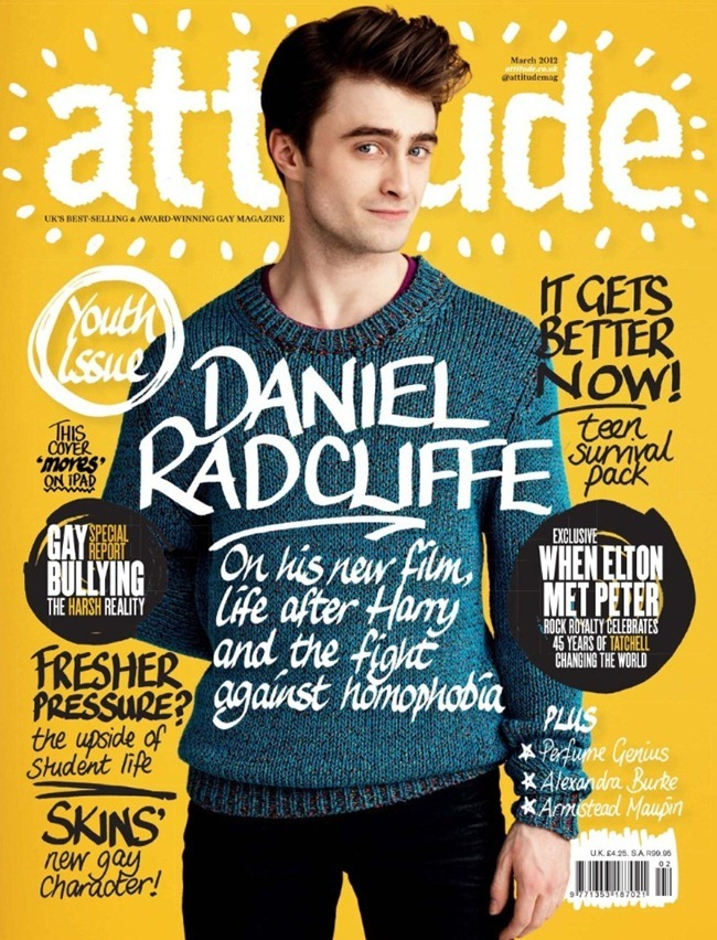 ATTITUDE UK Daniel Radcliffe by Greg Vaughan. March 2012, Elauan Lee, Sam Spector, www.imageamplified.com, Image Amplified (1)
